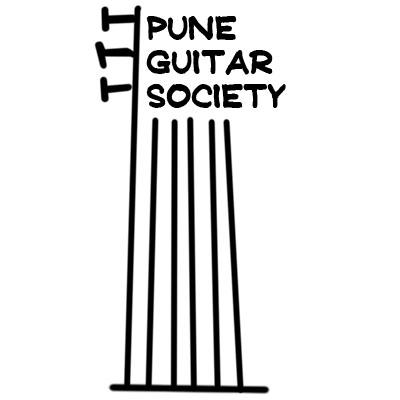 Pune Guitar Society logo